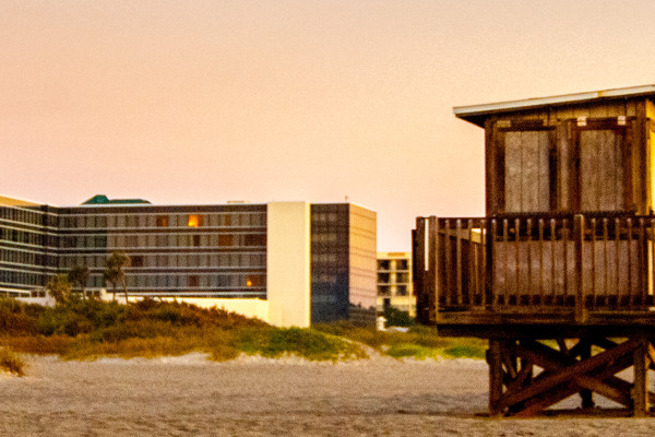 Hilton CocoaBeach Exterior Beach